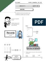 III BIM - Aritmetica - 5to. año -  Guía 4 - Conteo