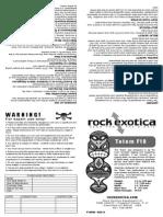 Totem Instructions