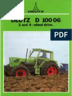 Deutz 10006