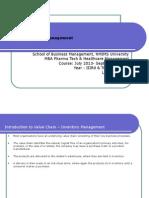 Data Warehousing & Management - Lecture No 10