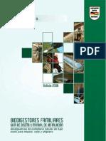 Efluentes Biogas Biodigestores familiares Guia de diseño e instalación Martí GTZ Bolivia 2008