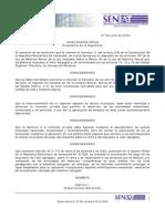 Decreto IVA 3027 Tachira
