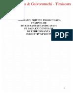 NP 023 - 1997 - Proiectare de Camine de Batrani Si Handicapati