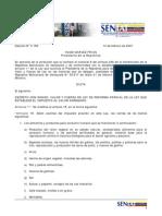 Decreto IVA 5189 Reforma