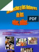 Power  de  DEBERES Y DERECHOS DE LOS NIÑOS