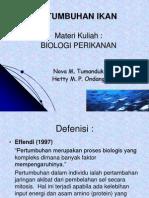 Materi 4_Pertumbuhan Ikan