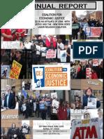 CEJ 2012 Annual Report