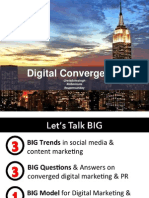 Digital Convergence Marketing Public Relations