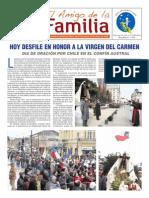 EL AMIGO DE LA FAMILIA domingo 29 septiembre 2013