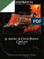 El Asedio de Cidoe Primus