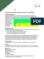 Cf d Actuator Disk Development