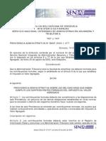 Providencia IVA 1677 Formales