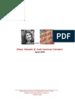 Elmaz AbiNader and Arab American Literature