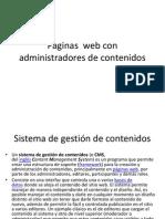 Paginas Web Con Administradores de Contenidos 11-01