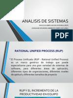 RUP Y UML