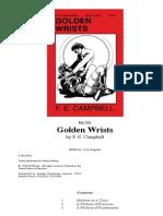 F.E. Campbell - Golden Wrists - HIT 201