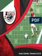 Revista Cucuta Cup 2013