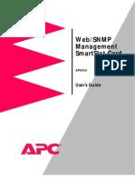 APC AP9606 Web/SNMP Management Card