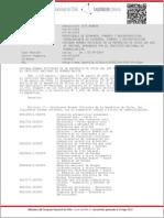 Res N° 1.535 2009 (EXENTA)
