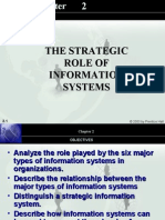 Chapter 2 Strategic Role of Information Systems