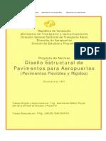 6 normas pavimentos aeropuertos