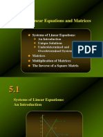 LinearEqn n Matrices
