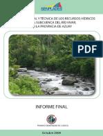Informe Inventario de Recursos