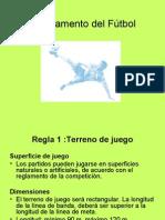 Reglamento del Fútbol