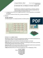 P06 Uso Del Teclador Matricial 4x4 y El LCD