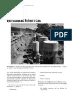 estructuras enterradas
