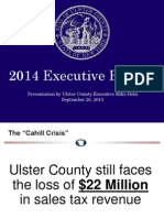 UC Budget for 2014