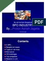 11. BPO Industry-Proton Ashish Jagetia