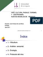 52714460 Vino Cultura Paisaje Turismo y Gastronomia Nuevos Modelos de Negocio