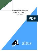 Manual de Utilização PICCOLO