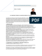 LA CONEXIÓN A TIERRA DE LAS INSTALACIONES ELÉCTRICAS
