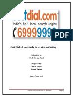 areportonjustdial-120526101843-phpapp01