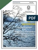 Ojaswini Project Report NITIE