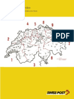 Swiss Post Codes