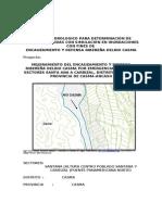 Informe Hidrologico Rio Casma