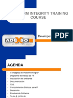 Platform Integrity Training Course - Intro