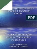Apêndice - Antidiarreicos
