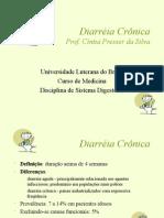 Apêndice - Diarréia Crônica