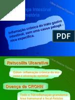 Aula 13 - Doença Intestinal Inflamatória