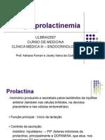 Aula 14 - Hiperprolactinemia