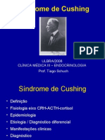 Aula 14 - Síndrome de Cushing