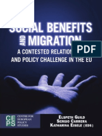 Migration and Social Benefits