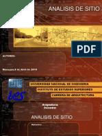 analisisdesitio-110506112733-phpapp02