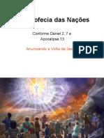 A Profecia Das Nacoes