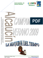 Dossier Campameto 2009