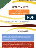 UNIDAD 1 Fundamentos de La IWeb